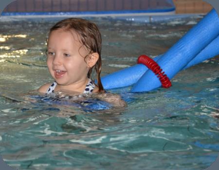Wassergewöhnung für 3 Jährige