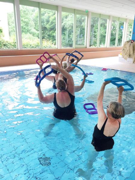 Aqua Fit 1 Präventions-Training